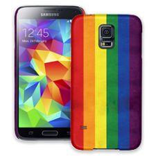 Pride Samsung Galaxy S5 ColorStrong Slim-Pro Case