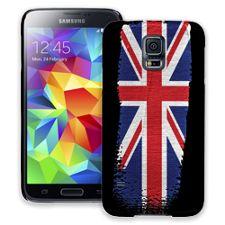 Brushstroke Union Jack Samsung Galaxy S5 ColorStrong Slim-Pro Case