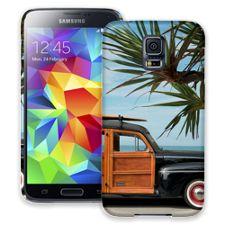 Surf Wagon Samsung Galaxy S5 ColorStrong Slim-Pro Case