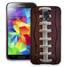 Football Laces Samsung Galaxy S5 ColorStrong Slim-Pro Case