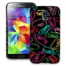 Neon Laces Samsung Galaxy S5 ColorStrong Slim-Pro Case