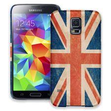 Vintage British Flag Samsung Galaxy S5 ColorStrong Slim-Pro Case