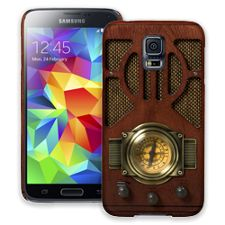 Old Radio Show Samsung Galaxy S5 ColorStrong Slim-Pro Case