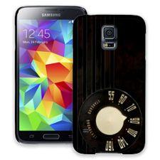 Retro Radio Samsung Galaxy S5 ColorStrong Slim-Pro Case