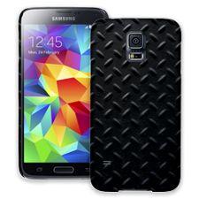 Black Diamond Plate Samsung Galaxy S5 ColorStrong Slim-Pro Case
