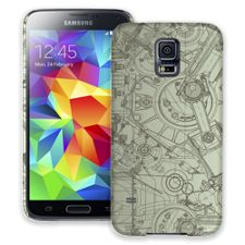 Technical Drawing Samsung Galaxy S5 ColorStrong Slim-Pro Case