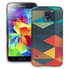 Prisms Samsung Galaxy S5 ColorStrong Slim-Pro Case
