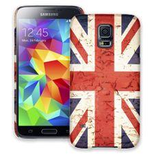 Peeling Paint Union Jack Samsung Galaxy S5 ColorStrong Slim-Pro Case