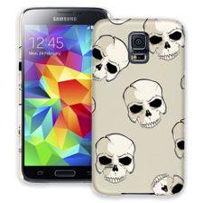 Sand Skulls Samsung Galaxy S5 ColorStrong Slim-Pro Case