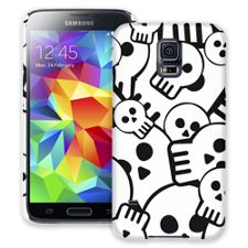 Dem Bones Samsung Galaxy S5 ColorStrong Slim-Pro Case