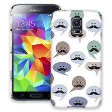Speech Bubble Swag Samsung Galaxy S5 ColorStrong Slim-Pro Case