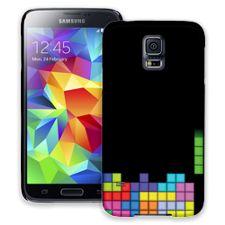 Puzzler Samsung Galaxy S5 ColorStrong Slim-Pro Case