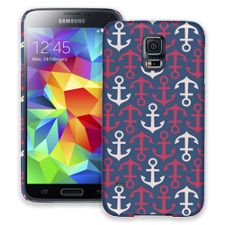 Anchors Aweigh Samsung Galaxy S5 ColorStrong Slim-Pro Case