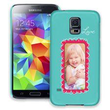 Love Scribbles Samsung Galaxy S5 ColorStrong Slim-Pro Case