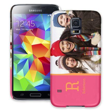 Rainbow Sherbet Samsung Galaxy S5 ColorStrong Slim-Pro Case