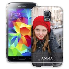 Bold Bar Samsung Galaxy S5 ColorStrong Slim-Pro Case