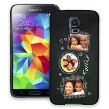 Chalk Portraits Trio Samsung Galaxy S5 ColorStrong Slim-Pro Case