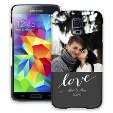 Bold Love Samsung Galaxy S5 ColorStrong Slim-Pro Case