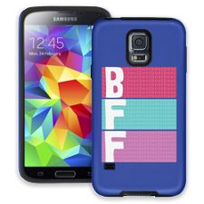 Best Friends Forever Samsung Galaxy S5 ColorStrong Cush-Pro Case