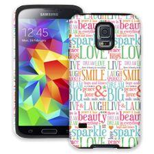 Smile & Laugh Samsung Galaxy S5 ColorStrong Cush-Pro Case