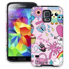 Doodle Bug Samsung Galaxy S5 ColorStrong Cush-Pro Case