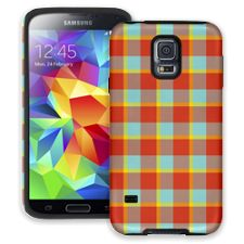 Boyfriend Plaid Samsung Galaxy S5 ColorStrong Cush-Pro Case