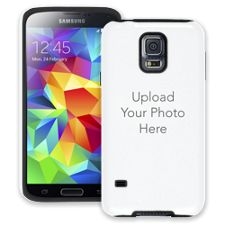 Design Your Own - 1 Photo Samsung Galaxy S5 ColorStrong Cush-Pro Case