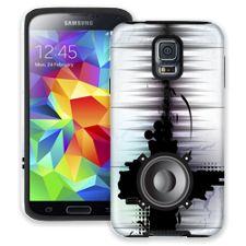 Audiophile Samsung Galaxy S5 ColorStrong Cush-Pro Case