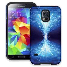 Fiber Optics Samsung Galaxy S5 ColorStrong Cush-Pro Case