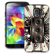 Subwoofer Samsung Galaxy S5 ColorStrong Cush-Pro Case