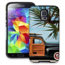 Surf Wagon Samsung Galaxy S5 ColorStrong Cush-Pro Case