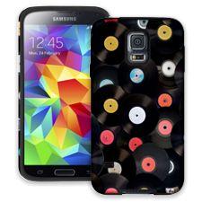 Vintage Vinyl Samsung Galaxy S5 ColorStrong Cush-Pro Case