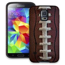 Football Laces Samsung Galaxy S5 ColorStrong Cush-Pro Case