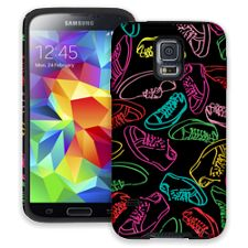 Neon Laces Samsung Galaxy S5 ColorStrong Cush-Pro Case