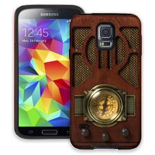 Old Radio Show Samsung Galaxy S5 ColorStrong Cush-Pro Case
