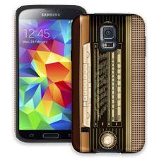 Retro Stereo Samsung Galaxy S5 ColorStrong Cush-Pro Case