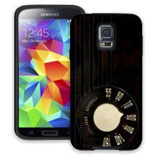 Retro Radio Samsung Galaxy S5 ColorStrong Cush-Pro Case