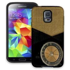Vintage Radio Samsung Galaxy S5 ColorStrong Cush-Pro Case