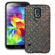 Rust and Steel Samsung Galaxy S5 ColorStrong Cush-Pro Case
