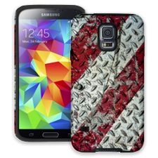 Steel and Stripes Samsung Galaxy S5 ColorStrong Cush-Pro Case