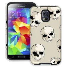Sand Skulls Samsung Galaxy S5 ColorStrong Cush-Pro Case