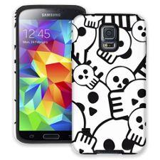 Dem Bones Samsung Galaxy S5 ColorStrong Cush-Pro Case