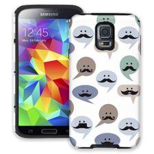 Speech Bubble Swag Samsung Galaxy S5 ColorStrong Cush-Pro Case
