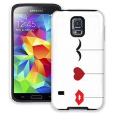 She Loves He Samsung Galaxy S5 ColorStrong Cush-Pro Case
