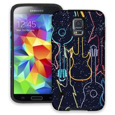 Star Power Samsung Galaxy S5 ColorStrong Cush-Pro Case
