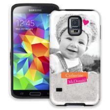 Sticker Art Samsung Galaxy S5 ColorStrong Cush-Pro Case