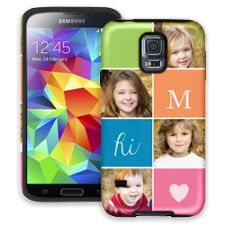 ColorBlocks Samsung Galaxy S5 ColorStrong Cush-Pro Case
