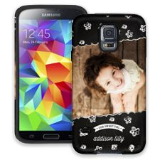 Scratch Art Flowers Samsung Galaxy S5 ColorStrong Cush-Pro Case