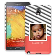 Skinny Stripes Samsung Galaxy Note 3 ColorStrong Slim-Pro Case
