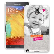Sticker Art Samsung Galaxy Note 3 ColorStrong Slim-Pro Case